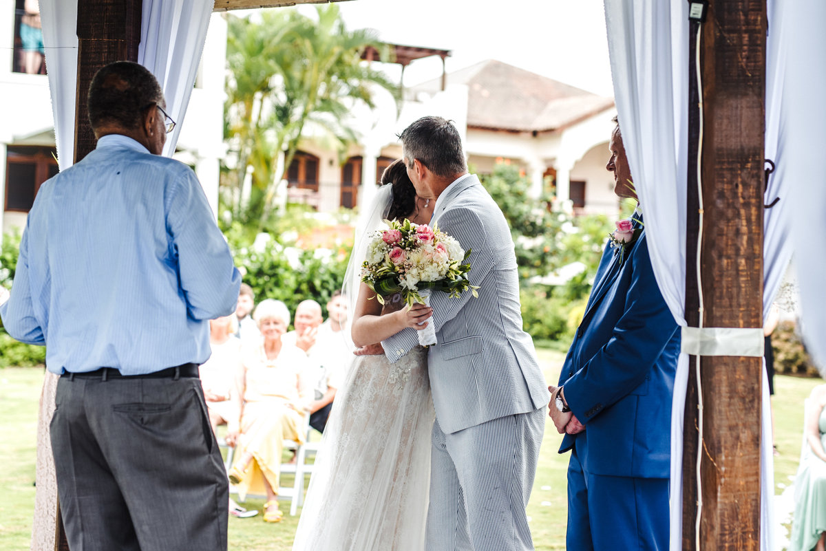 Cap Maison St Lucia Destination Wedding - 112