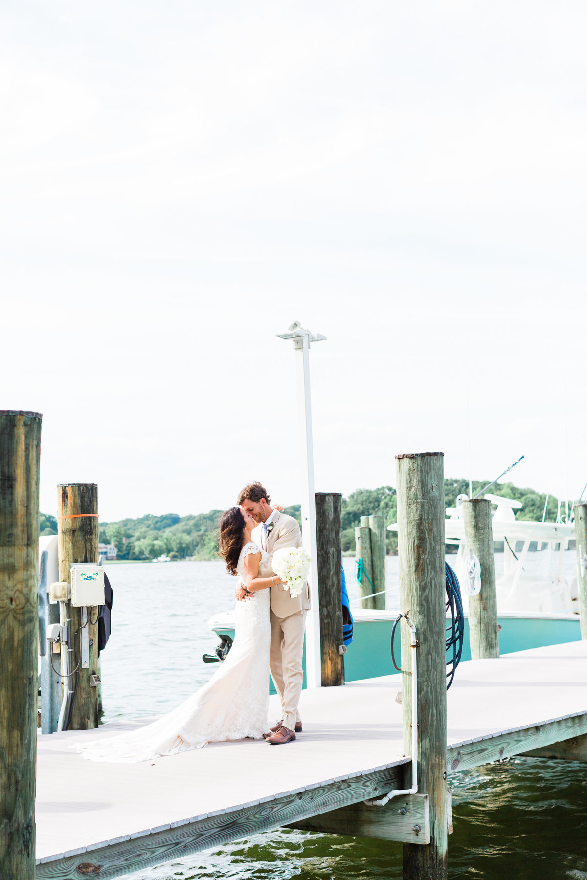 Romantic Fine Art Wedding Photographer Annapolis