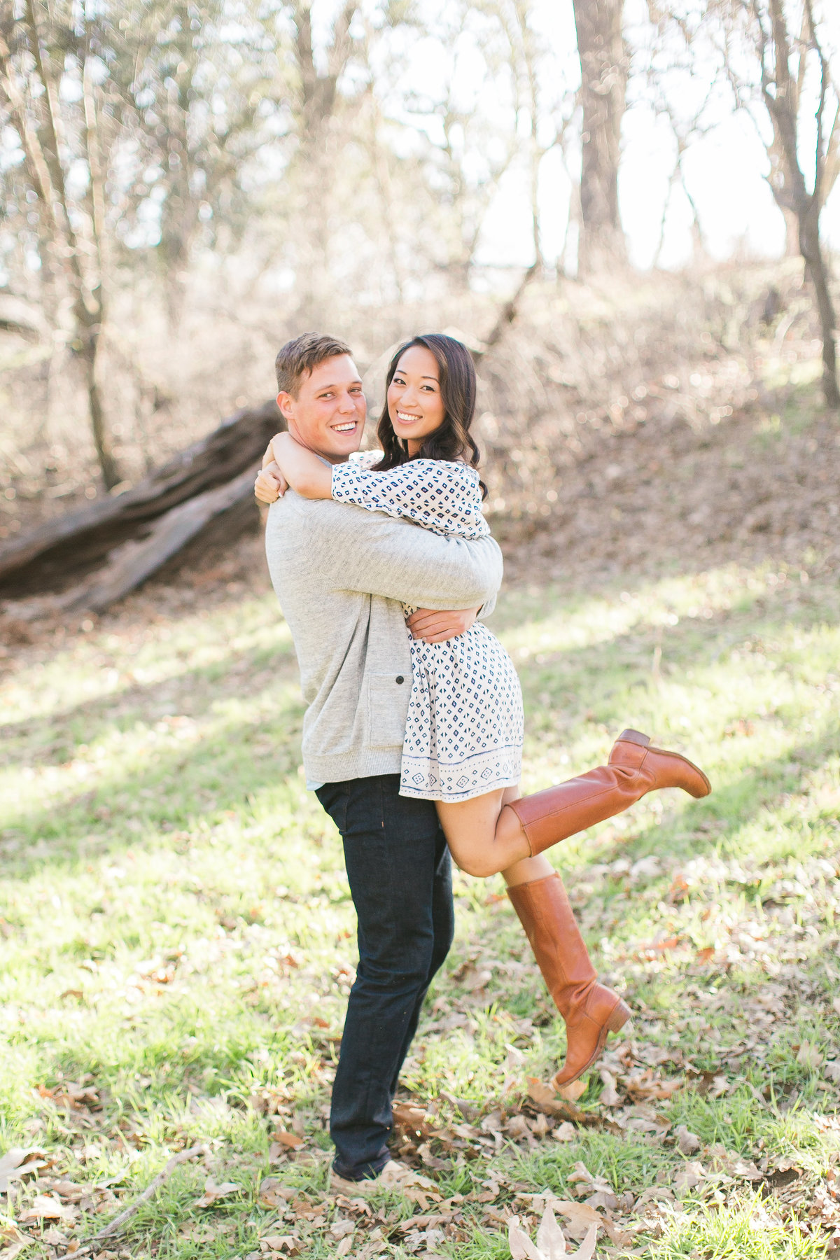 Jenny & Andrew Winter Engagement on Film  {Destination Film Wedding Photographer}  | Katie Schoepflin Photography07