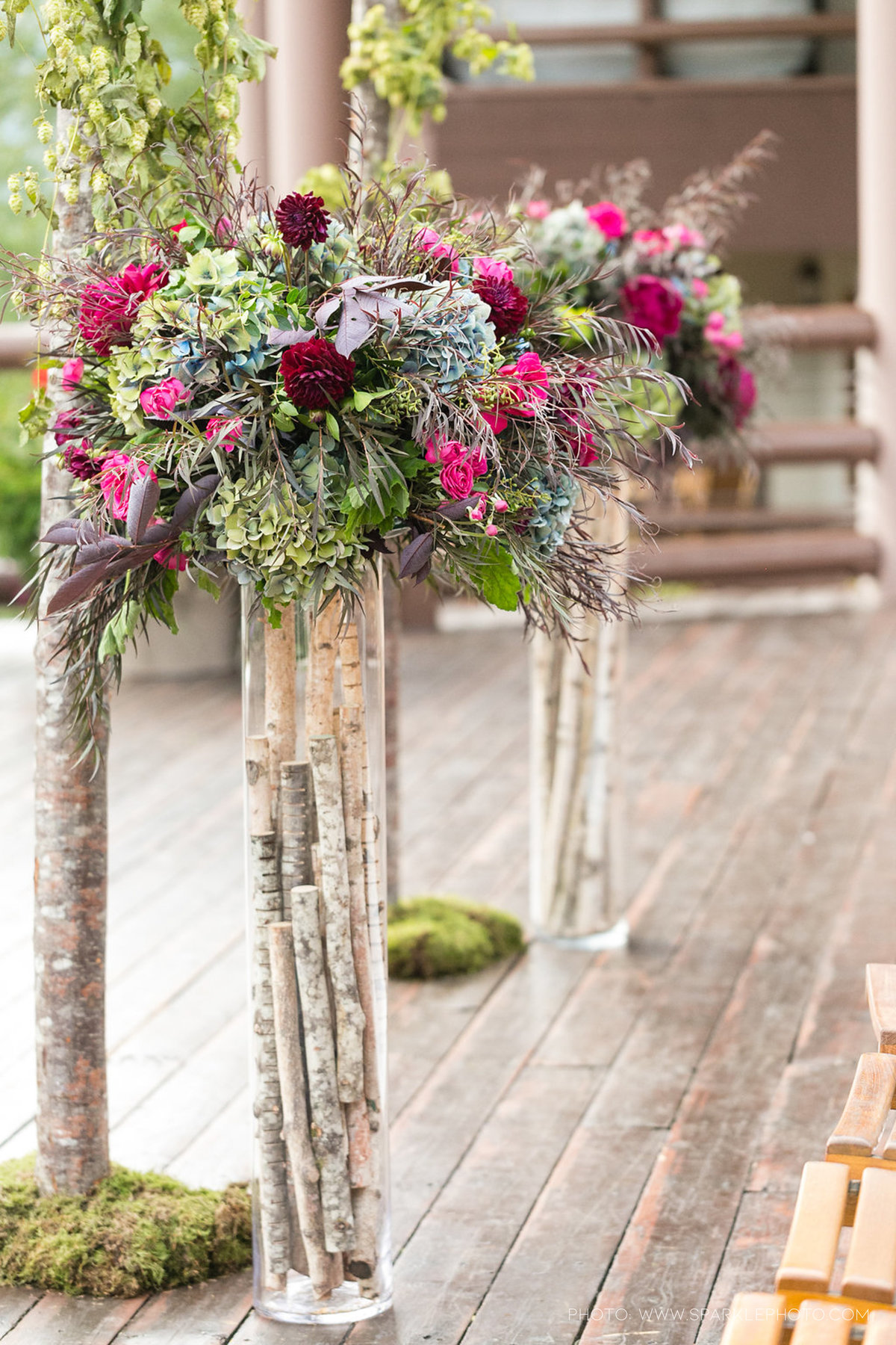 Utah Florist_Summer Weddings in Park City_Colorful Wedding_Luxe Mountain Weddings_Stein Eriksen Lodge Weddings_Artisan Bloom--75