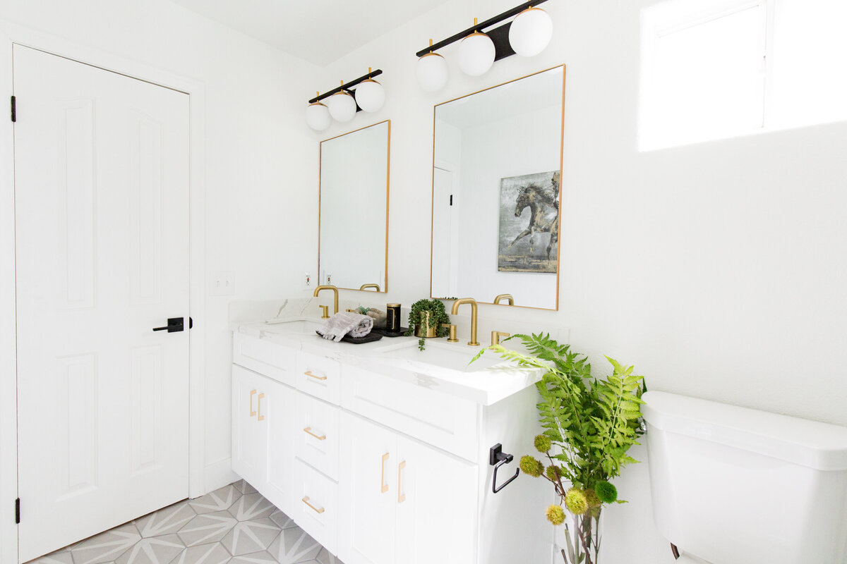 The Posh Home Bathroom Remodel 5