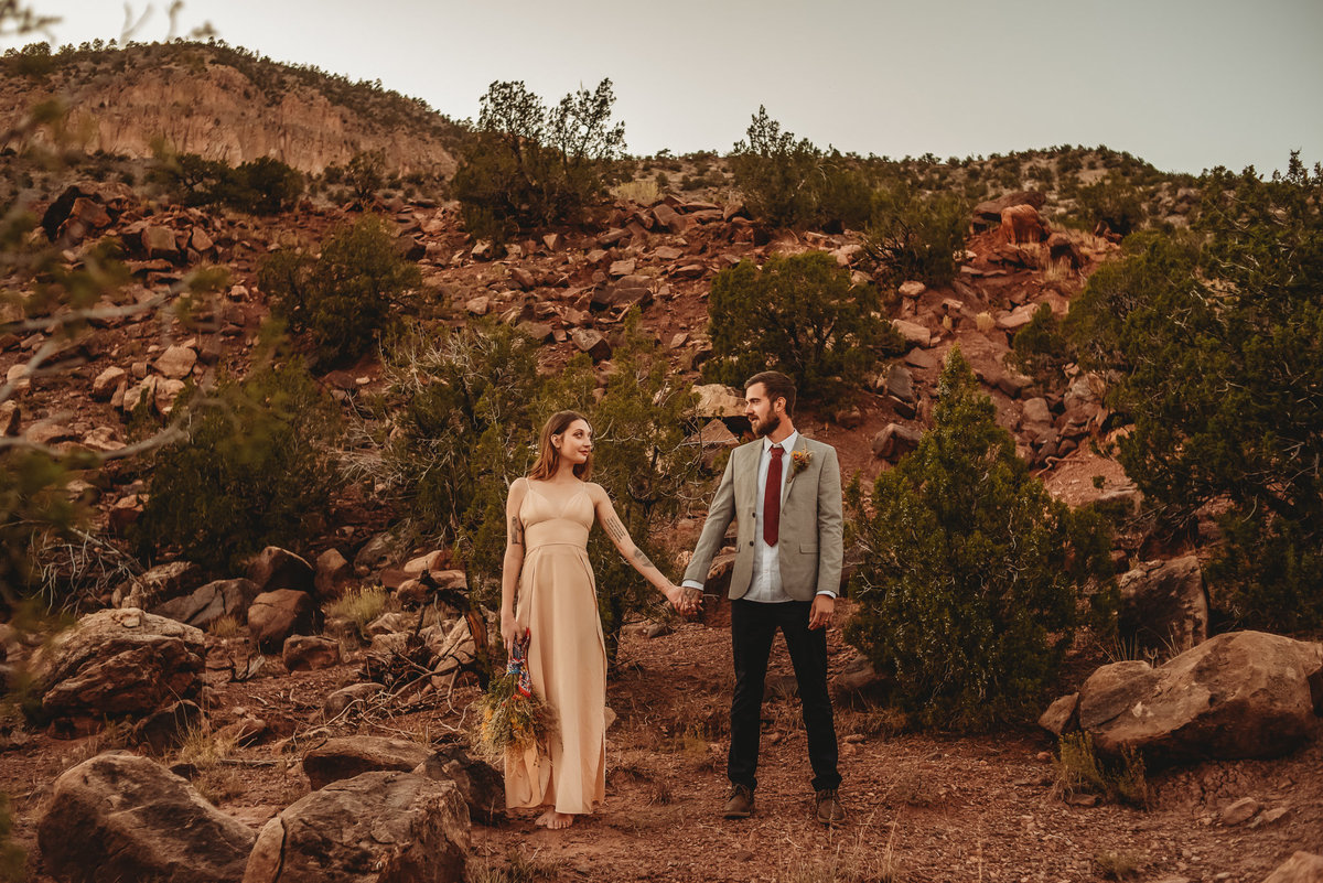 Chels + Alex_Jemez Springs New Mexico Elopement_Sneak Peek_Treolo Photography-6