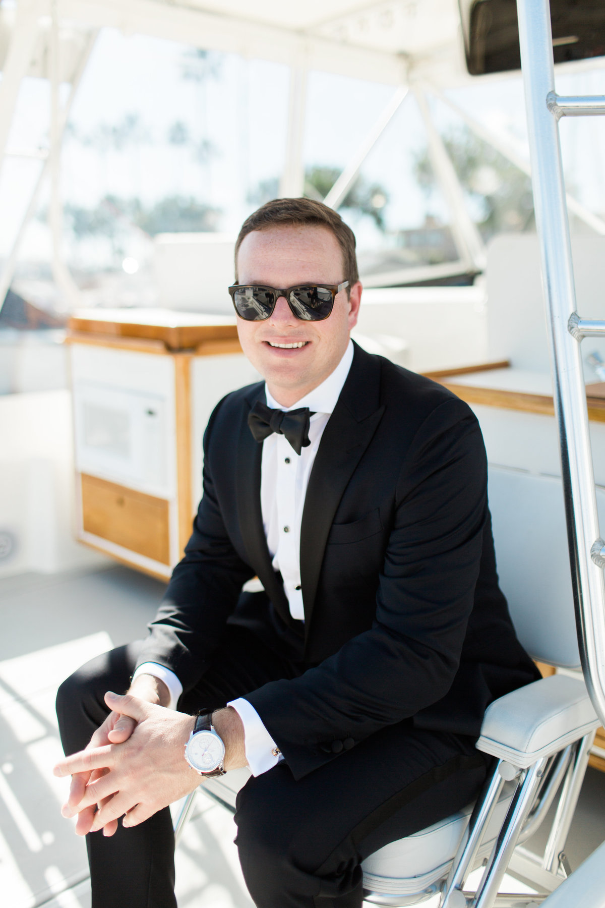 High Res Jon and Paige Newport Harbor Yacht Club Wedding _ Hello Blue Photo -236