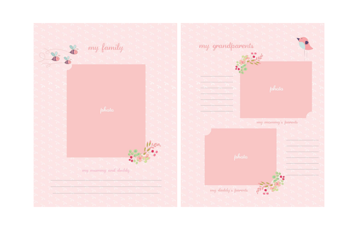 Baby-Book-Pages-Pink-6-7
