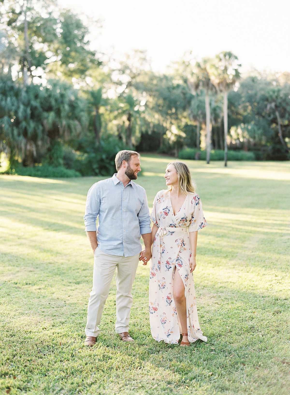 Bok_Tower_Garden_Film_Fine_Art_Engagement_Session-31