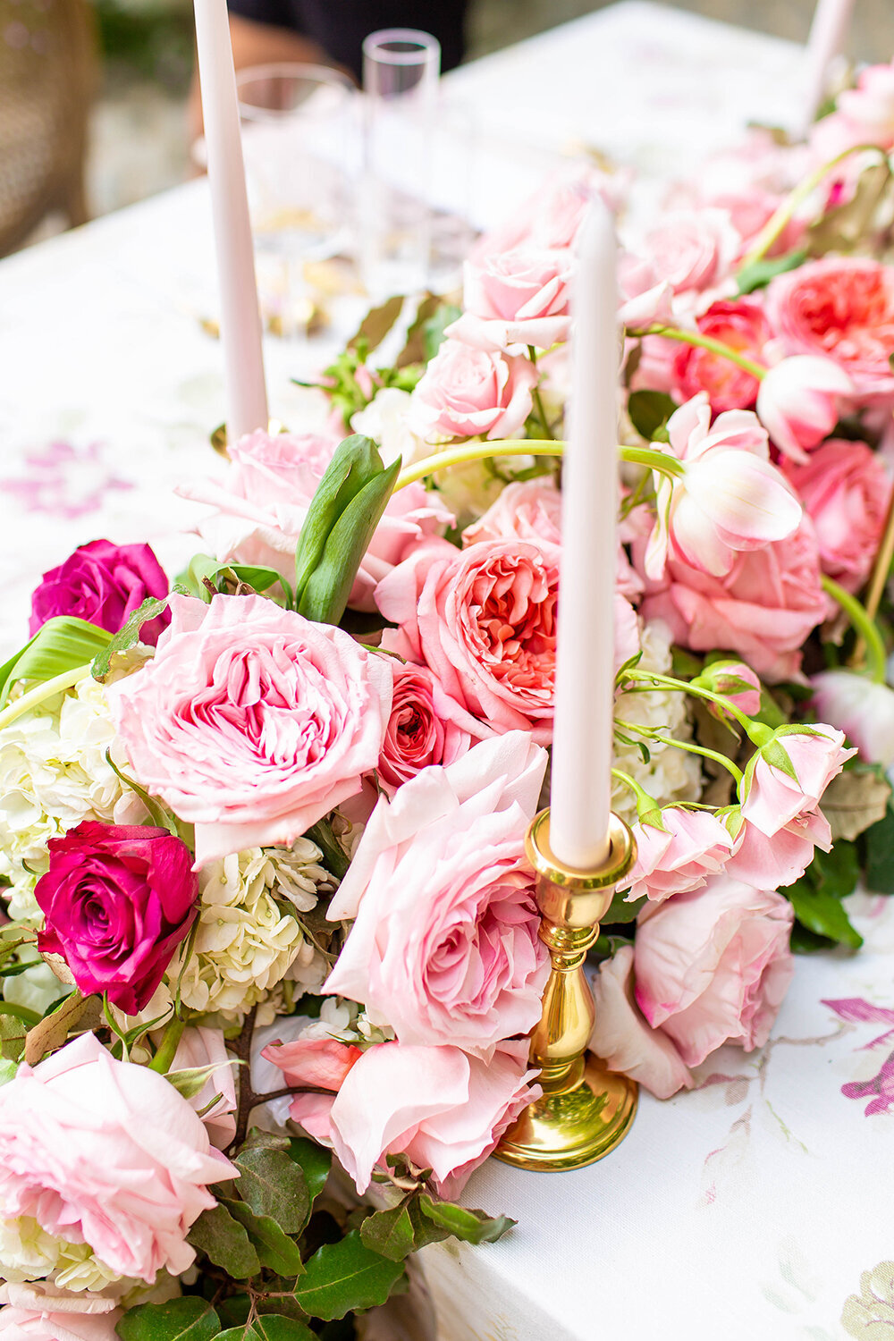 hope taylor workshop vellum floral wedding invitation vintage stamps 15