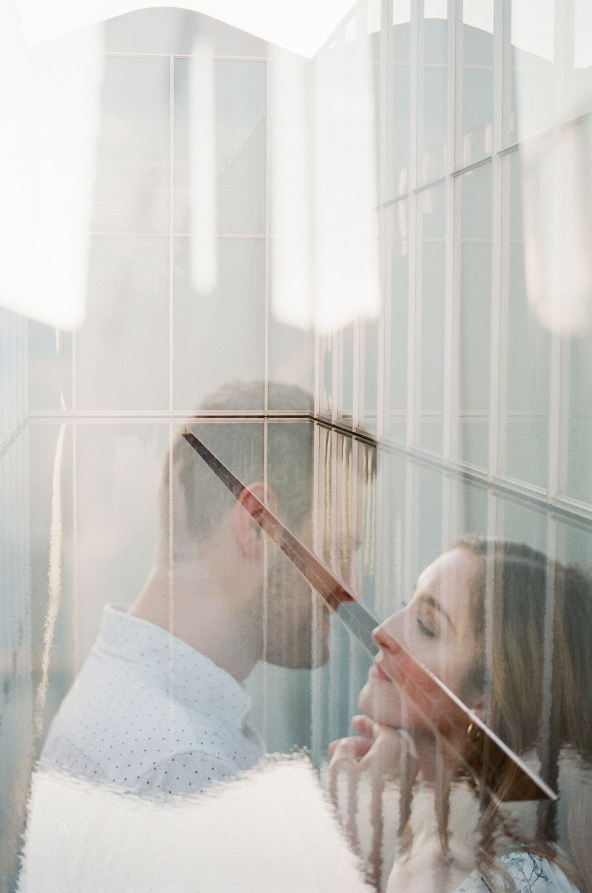 Engagement Photography at the NC Museum of Art in Raleigh, NC 9
