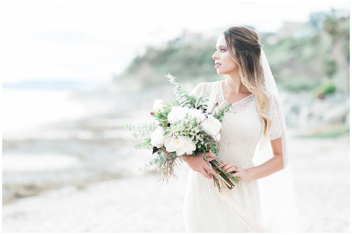 san clemente beach wedding elopement whimsical dreamy soft light socal photo029