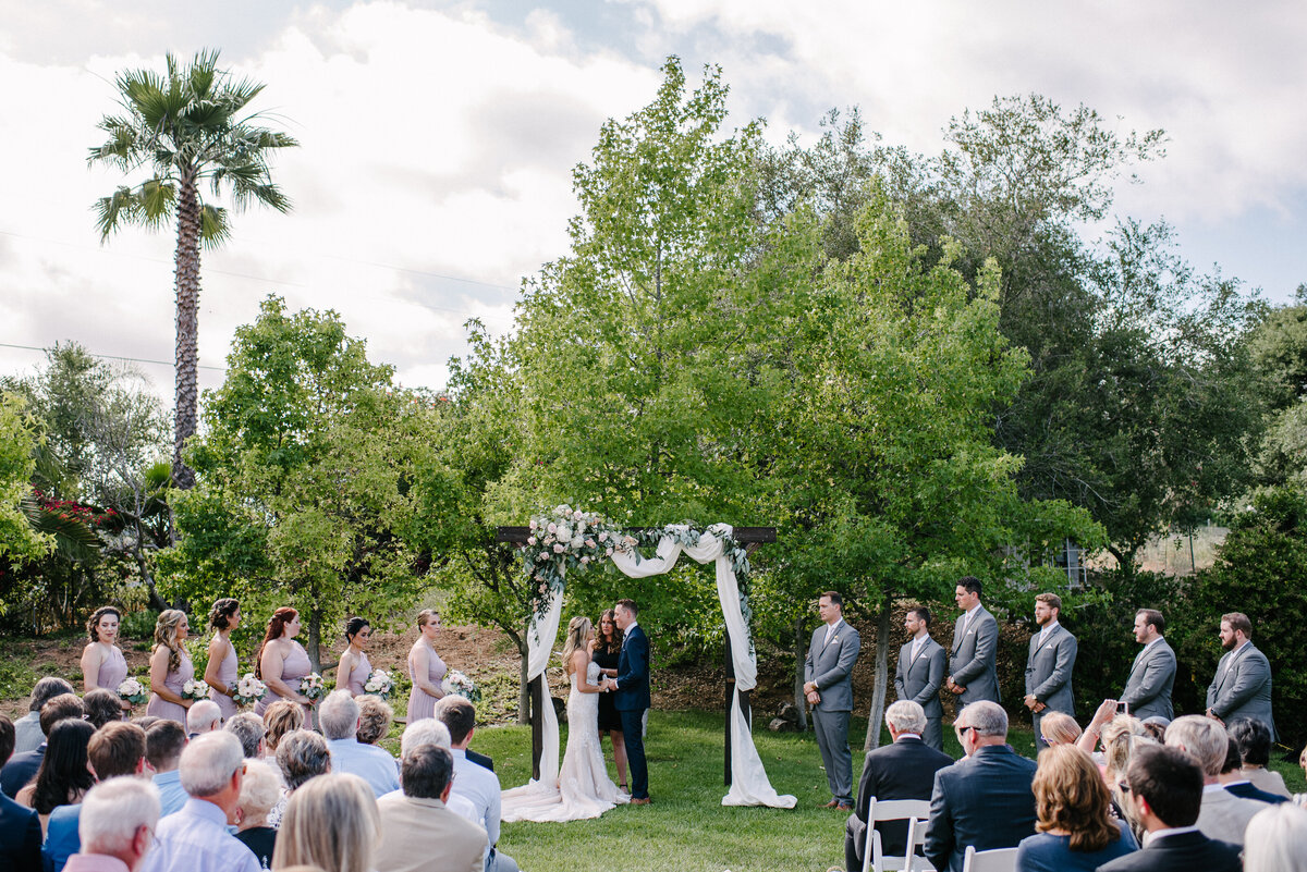 Wedding Ceremony Lionsgate Events Vineyard Photographer-552