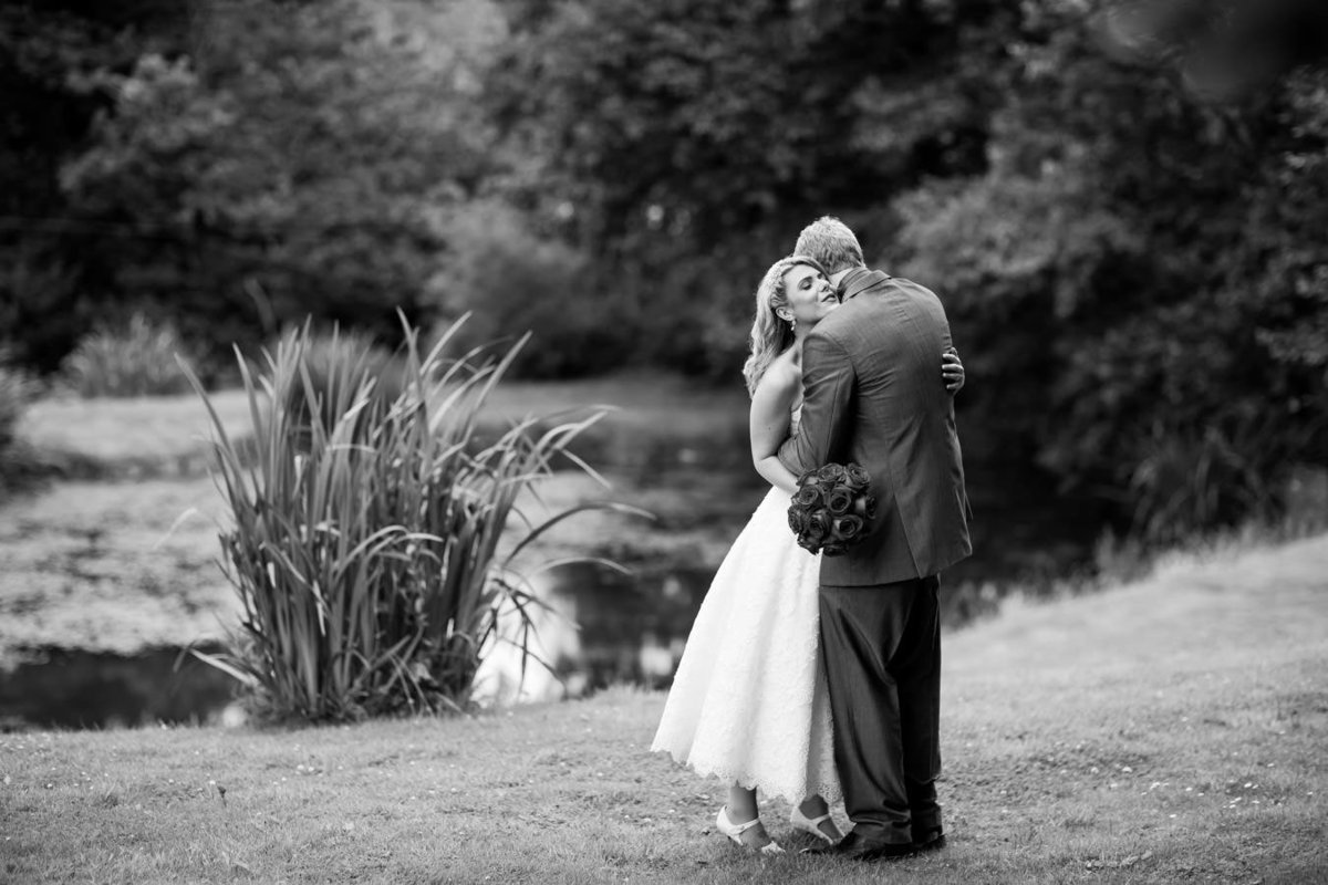 Intimate Wedding at The Green in Cornwall