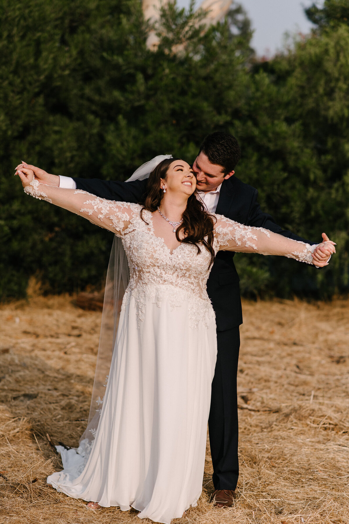 Hot Air Balloon Elopement Marie Monforte Photography-88