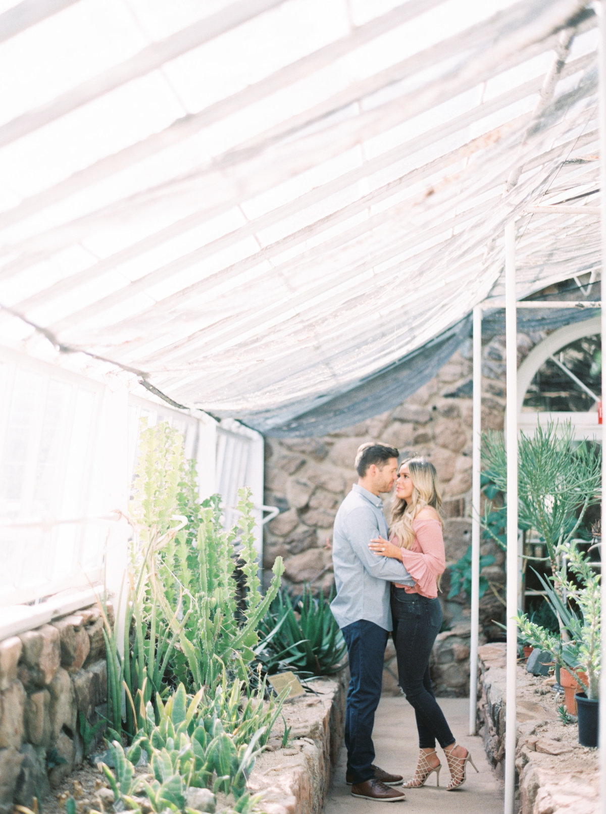 Phoenix Arizona Engagement Session - Mary Claire Photography-7