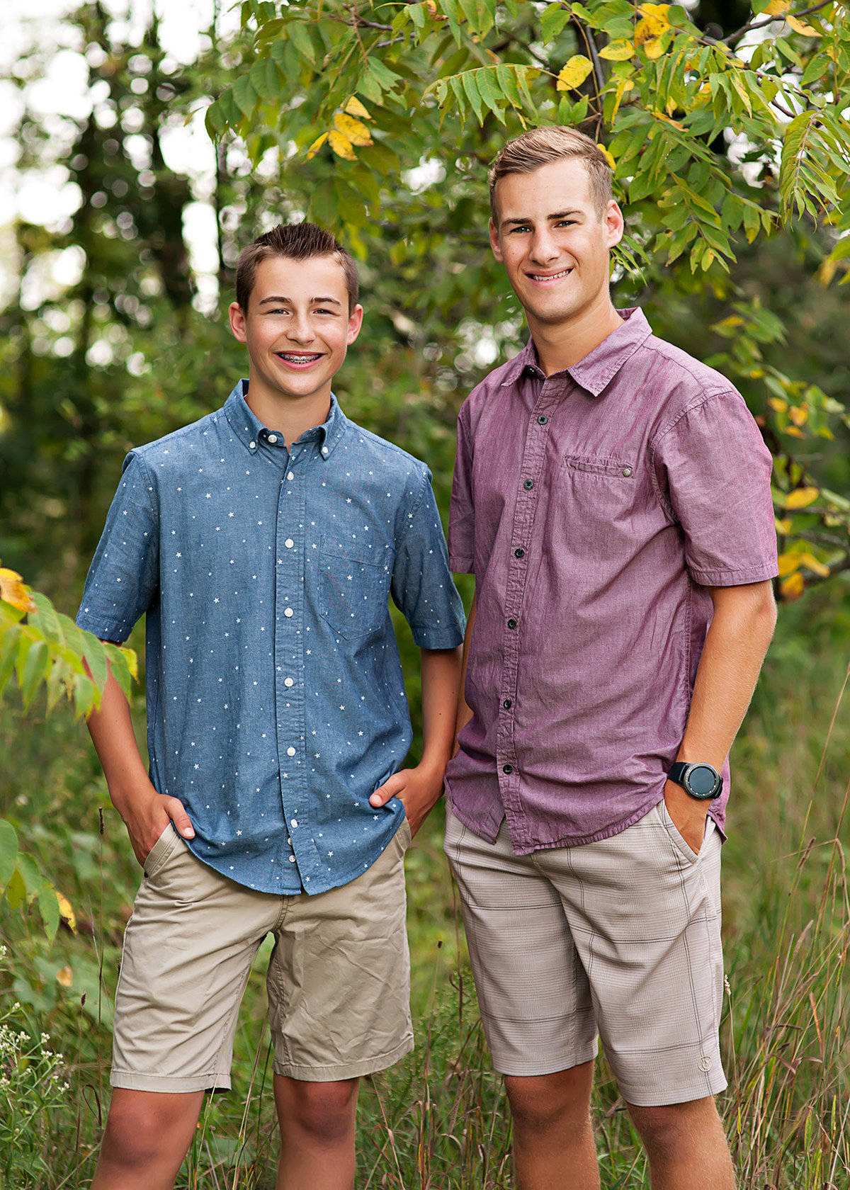 okemos family portrait photographer
