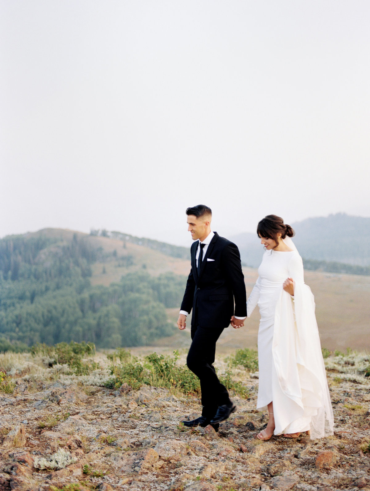 Kylie and Mitch Utah Bridal Session 68