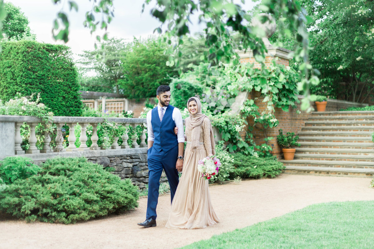 Humna & Fahad Chicago Botanic Engagement -23