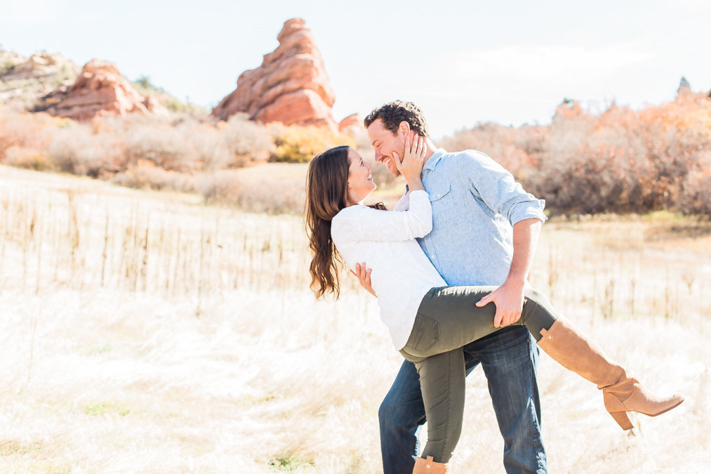 Engagement Photo Session- Bri & Will- Ken Caryl Colorado-1-_