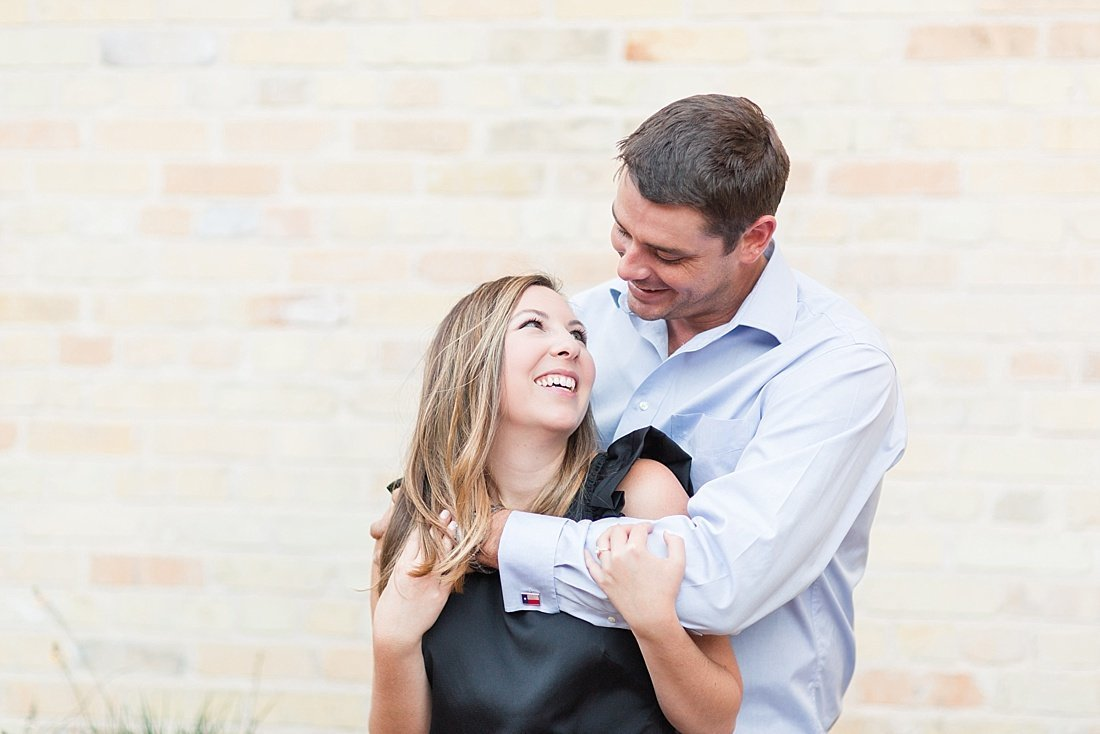 Pearl Stable wedding venue engagement photos san antonio texas_0020