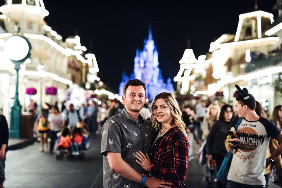 Ally & Brett's Disney Engagement Session (243 of 243)