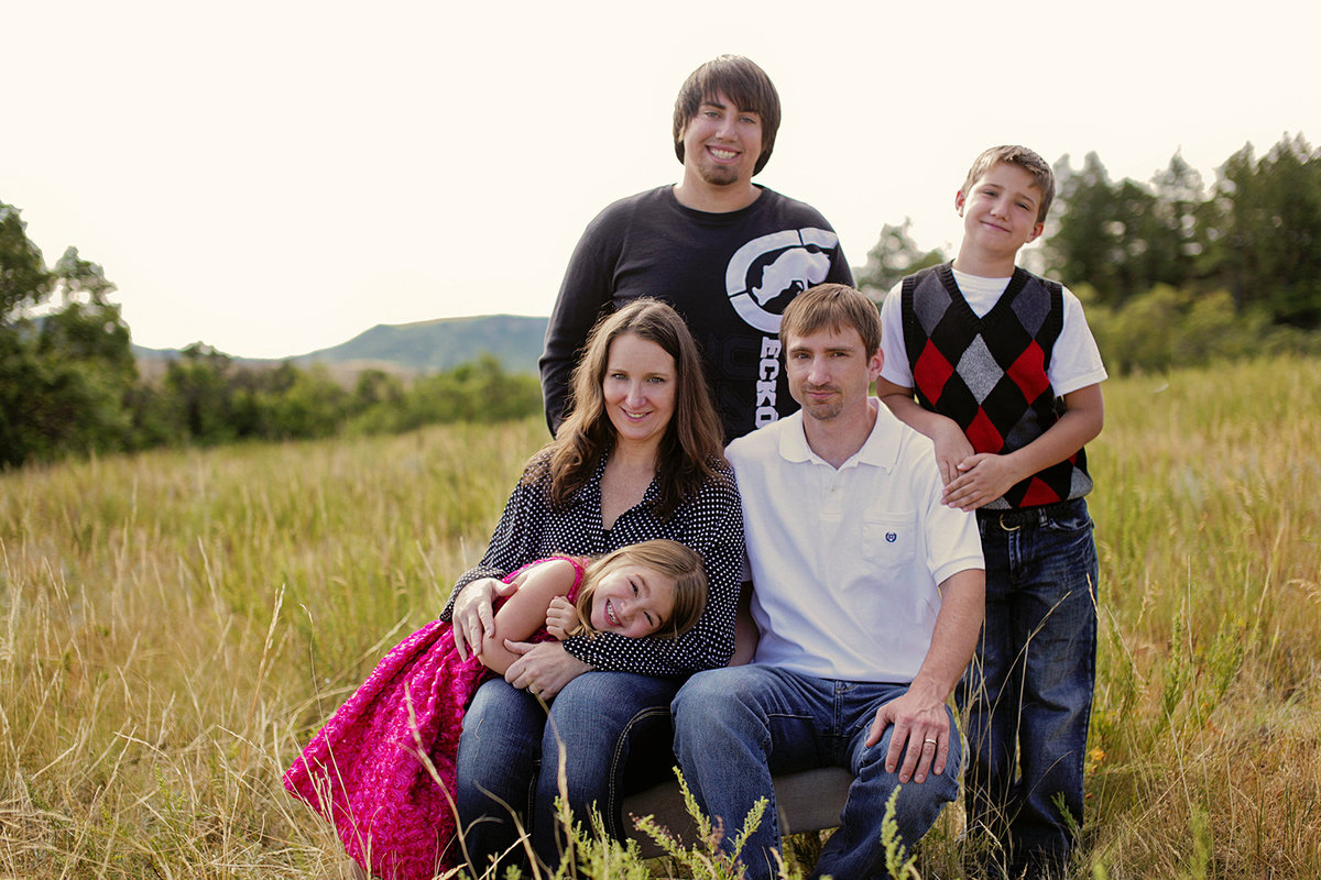 Family Photographer in Monument Colorado