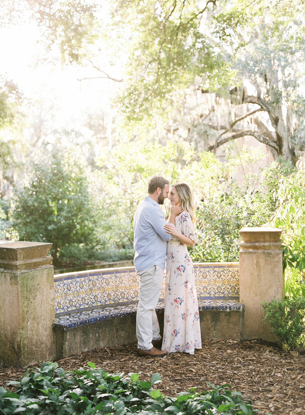 Bok_Tower_Garden_Film_Fine_Art_Engagement_Session-28