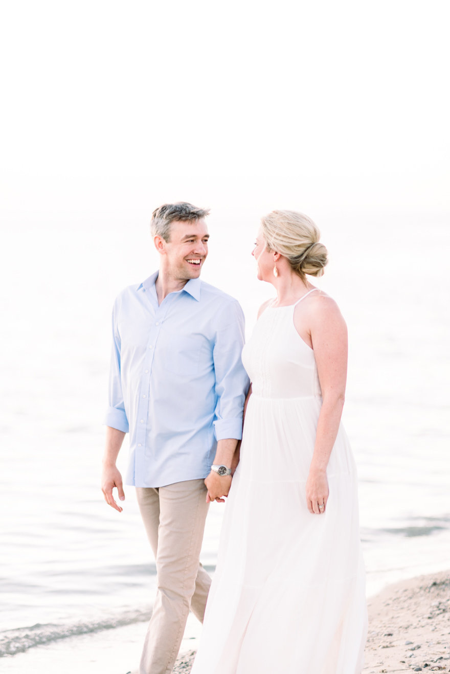 northern michigan engagement photographer