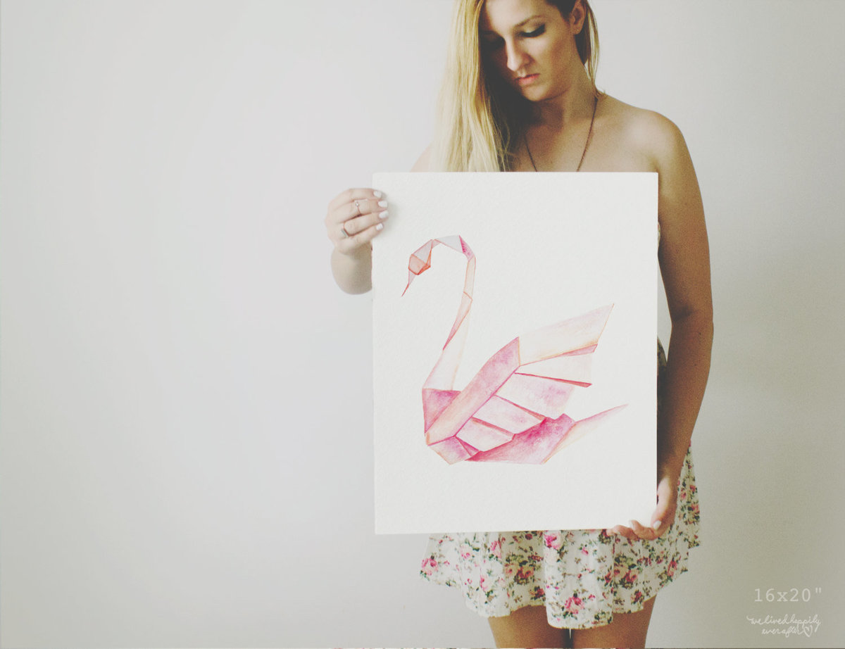 Geometric_Origami_Swan_Home_Decor_Watercolor_Printable_Artwork_-_Scandinavian_Art_Painting_-_Poster_-387247708-_1