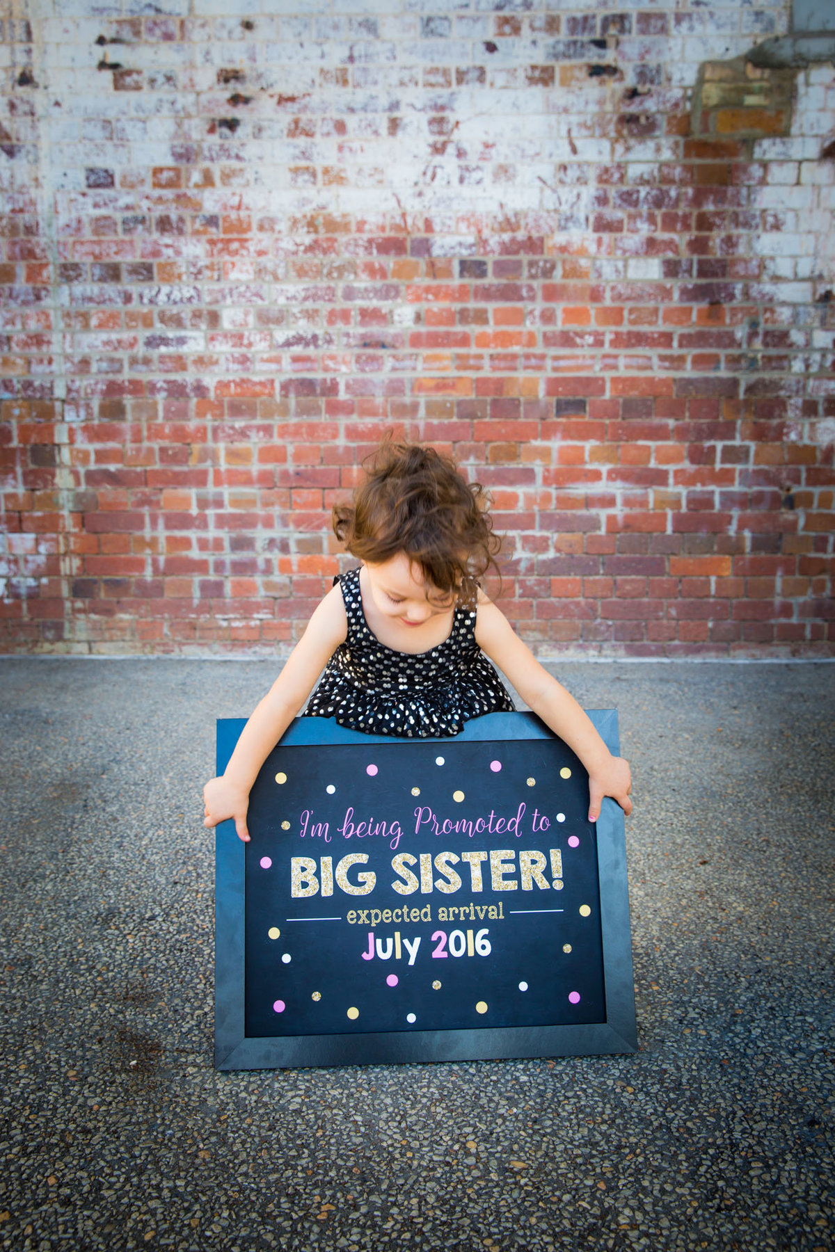 Pregnancy Announcement Photographer Brisbane