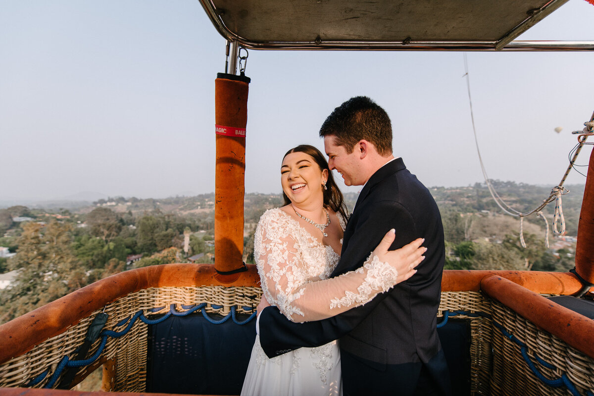 Hot Air Balloon Elopement Marie Monforte Photography-114