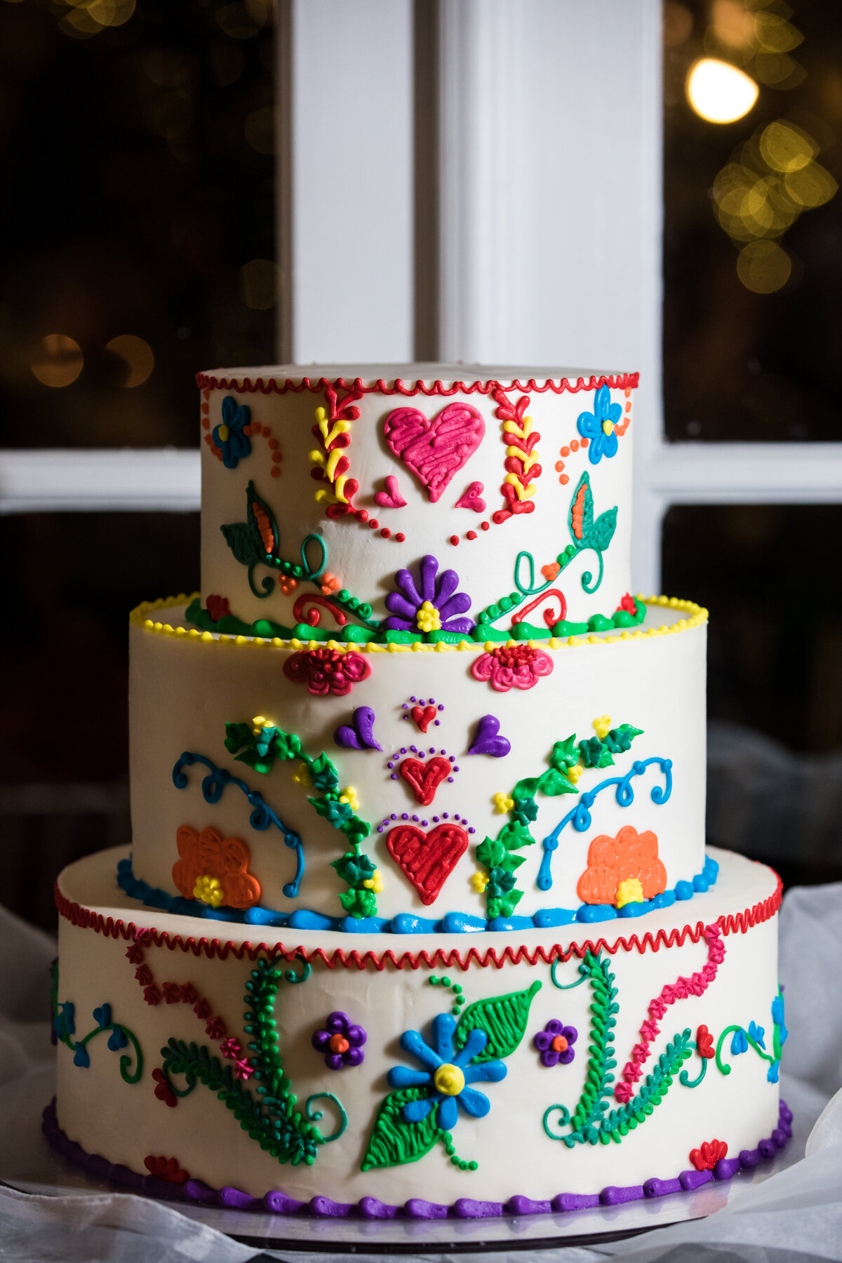 Buttercreampiped.Mexicanembroidery