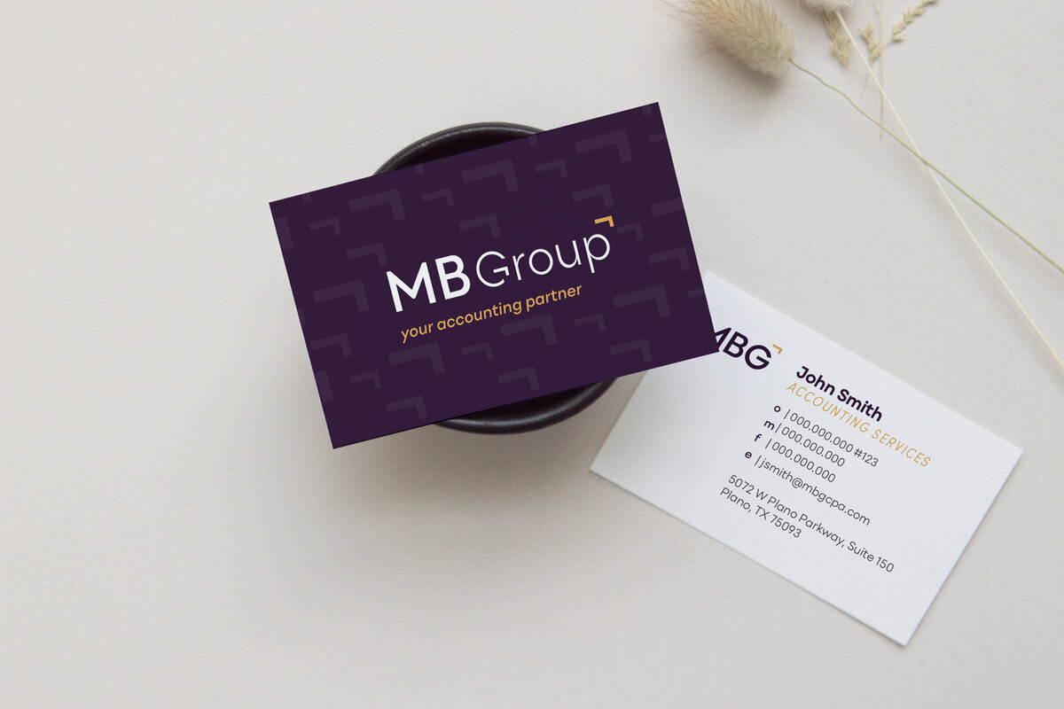 mb-group-business-card-design