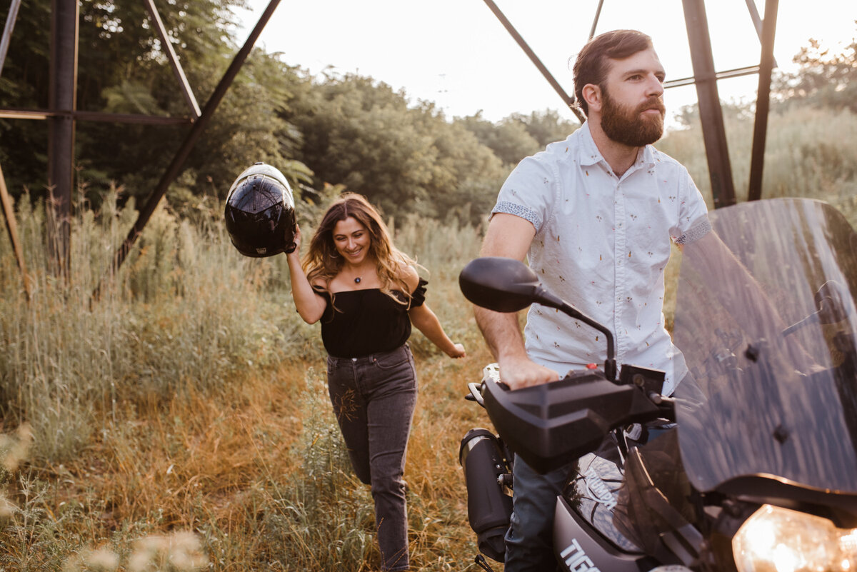 toronto-outdoor-fun-bohemian-motorcycle-engagement-couples-shoot-photography-44