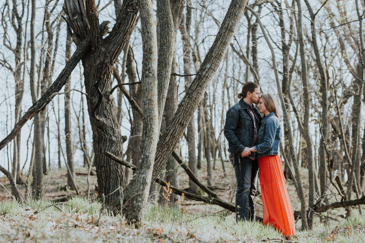 Montana engagement photographer for outdoor session