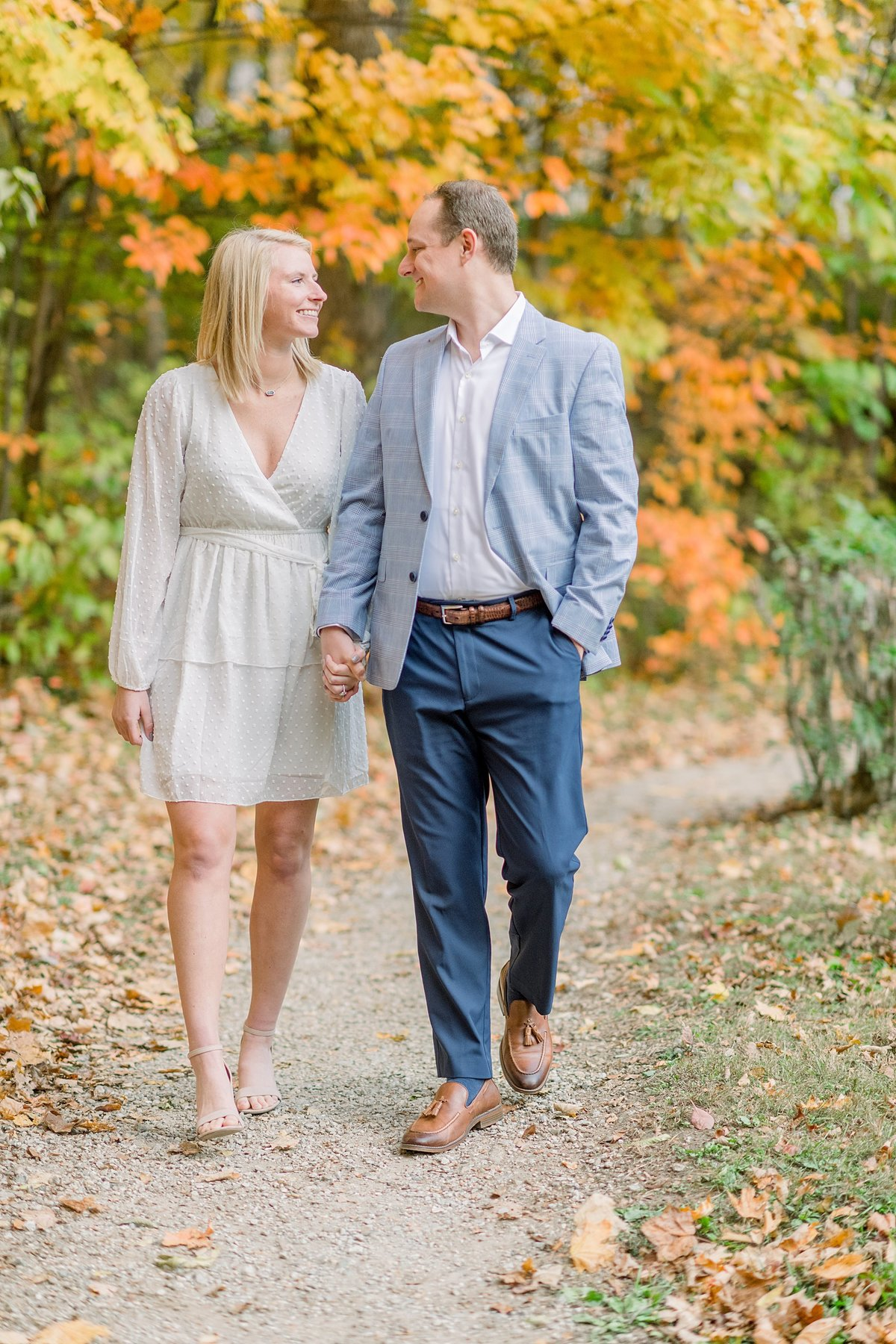 Holcomb Gardens Engagement Session Indianapolis, Indiana Wedding Photographer Alison Mae Photography_3203