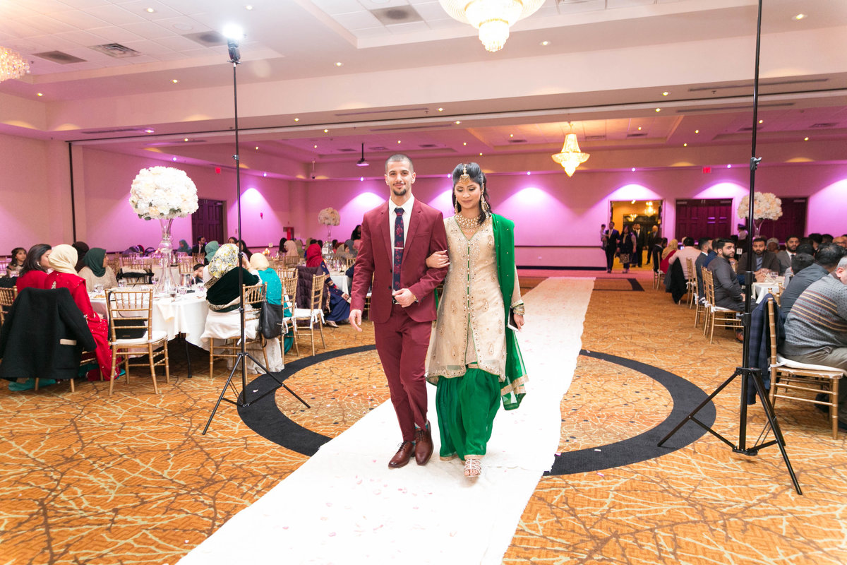 Shireen and Shabaz Reception Event -42
