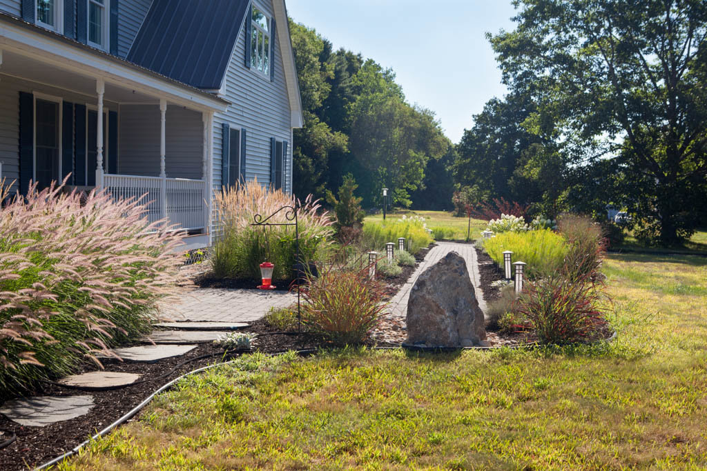 RFLD- Dry stream front walkway 19