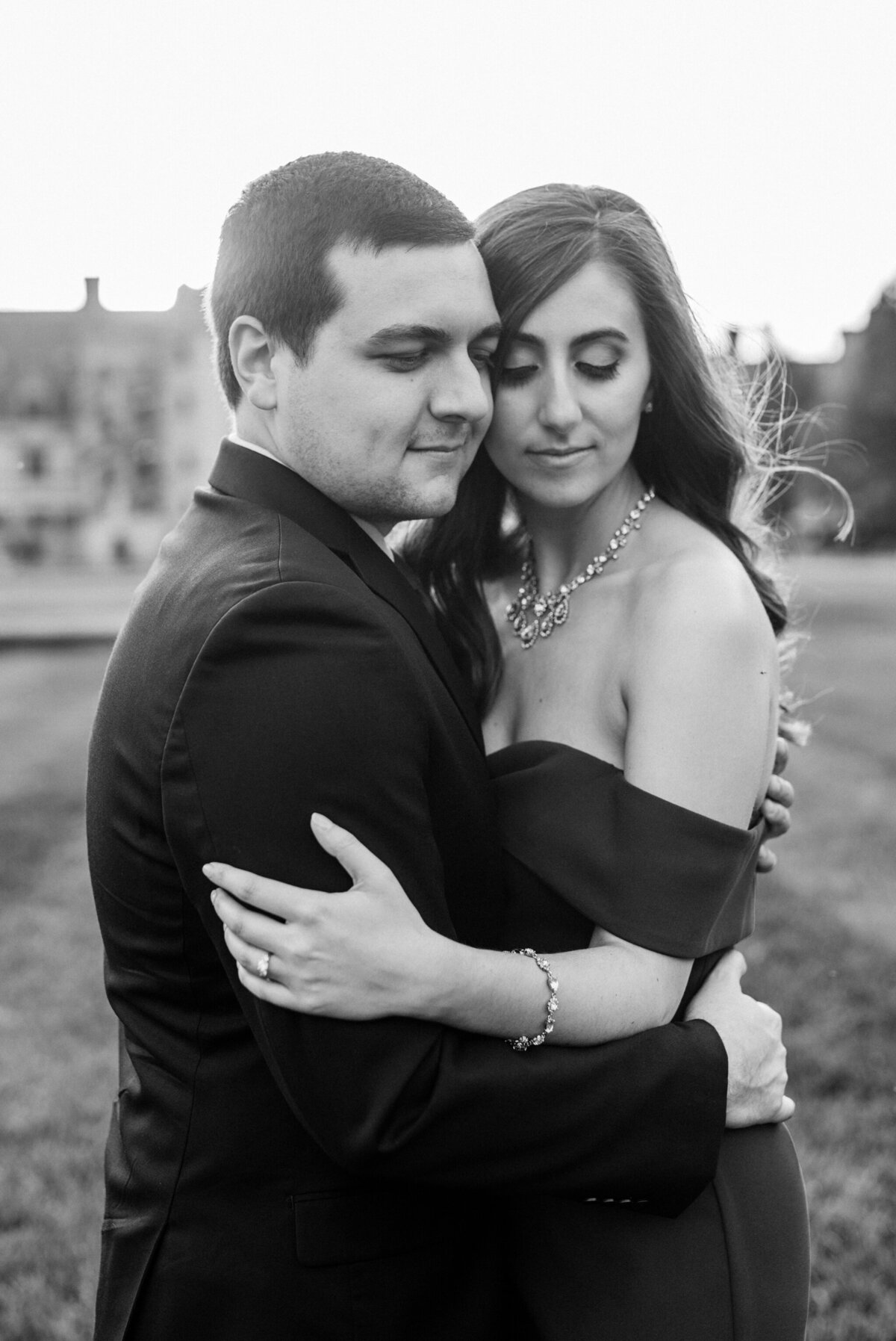 Biltmore Estate Engagement Session 27