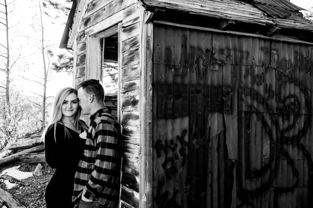 Prize Mine Engagement session Central City CO-47