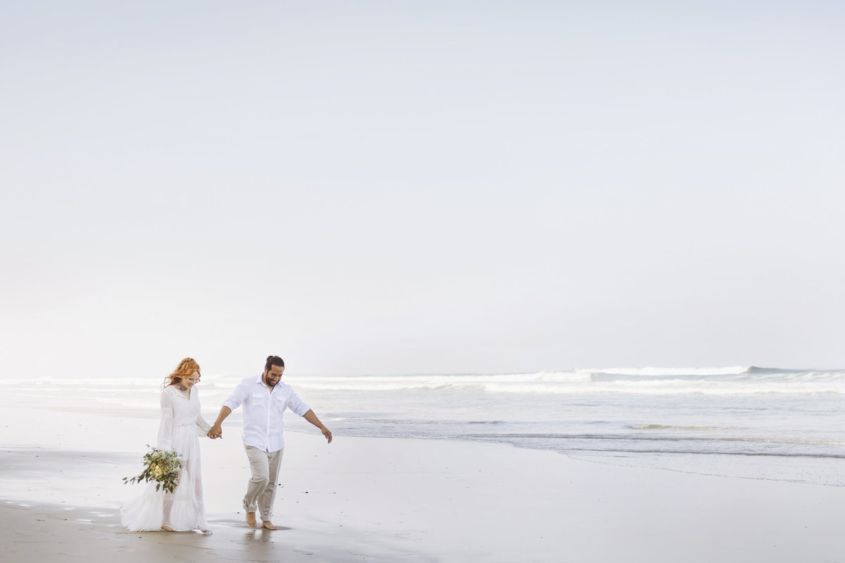 Southern California Beach Elopement
