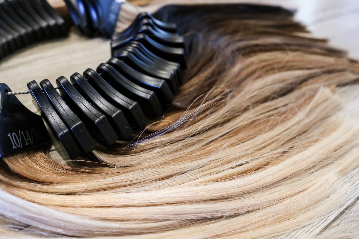 Hair Extension Methods - Garnish Hair Extensions Studio - Raleigh-Durham Hair Extensions + Thinning Hair Solutions