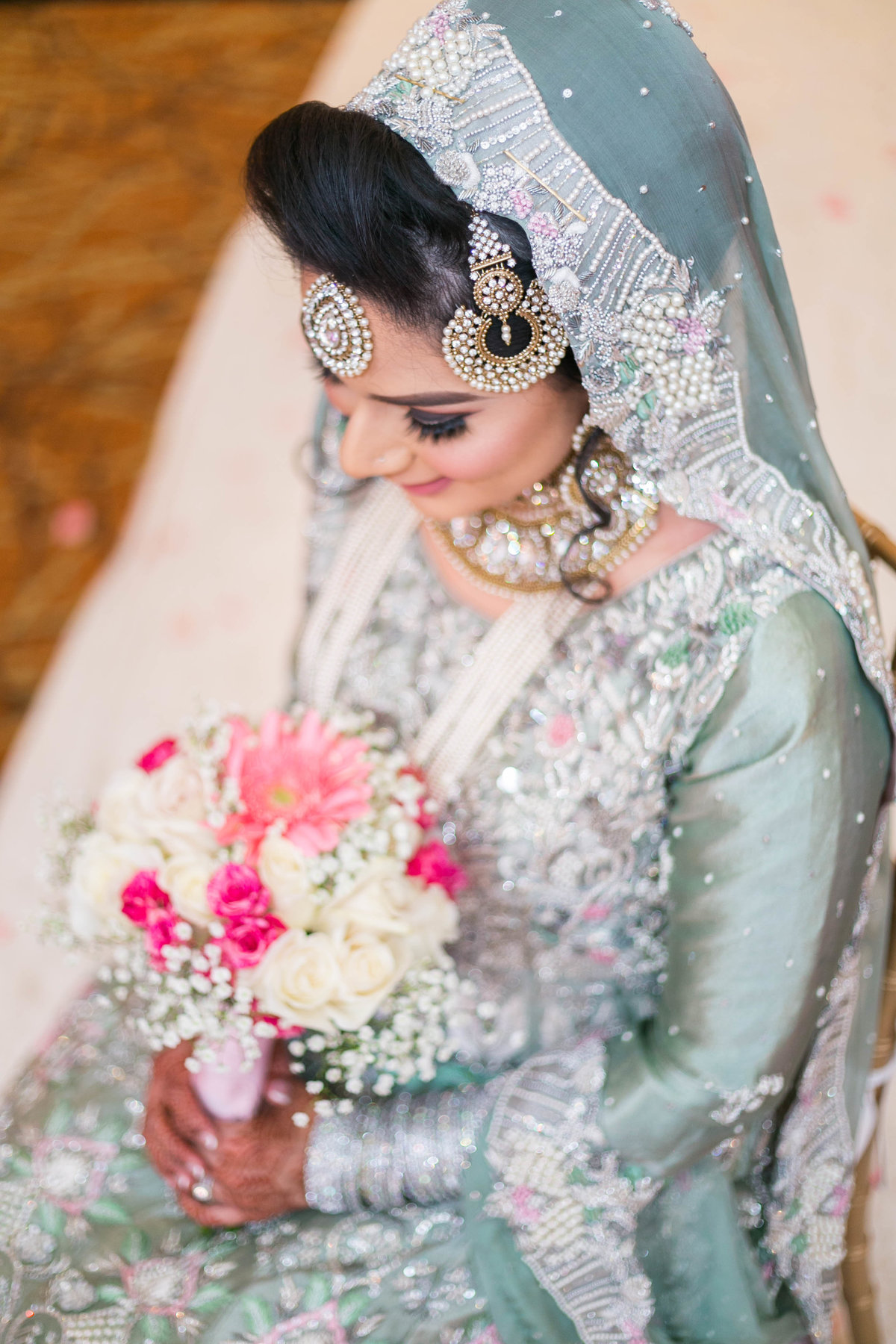 Shireen and Shabaz - Wedding Portraits -163