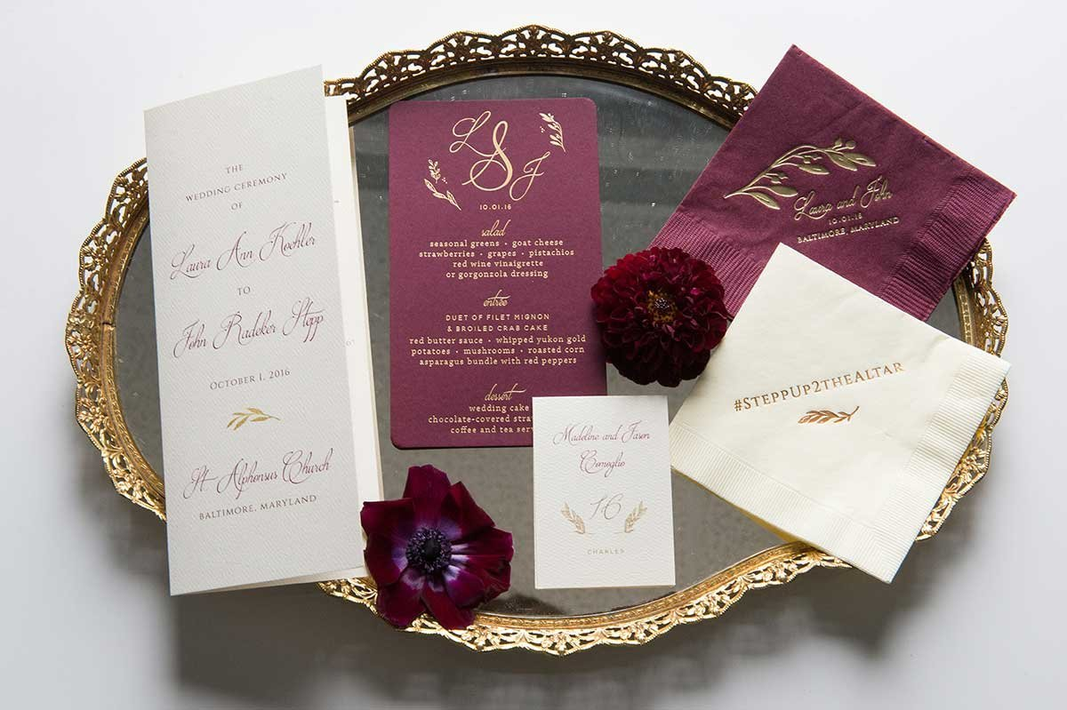 LauraJohn-DayofDetails-GoldFoil-Fall-BaltimoreCountryClub