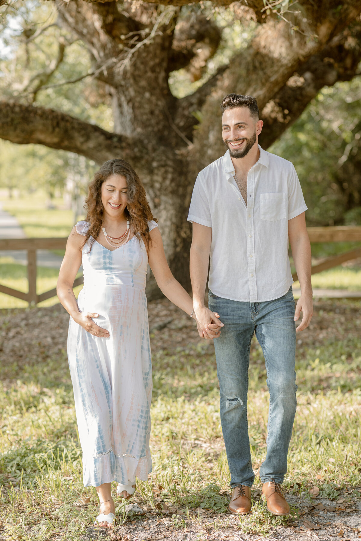 Robbins Preserve - Maternity Session - Davie Florida - Melanie Anne -6