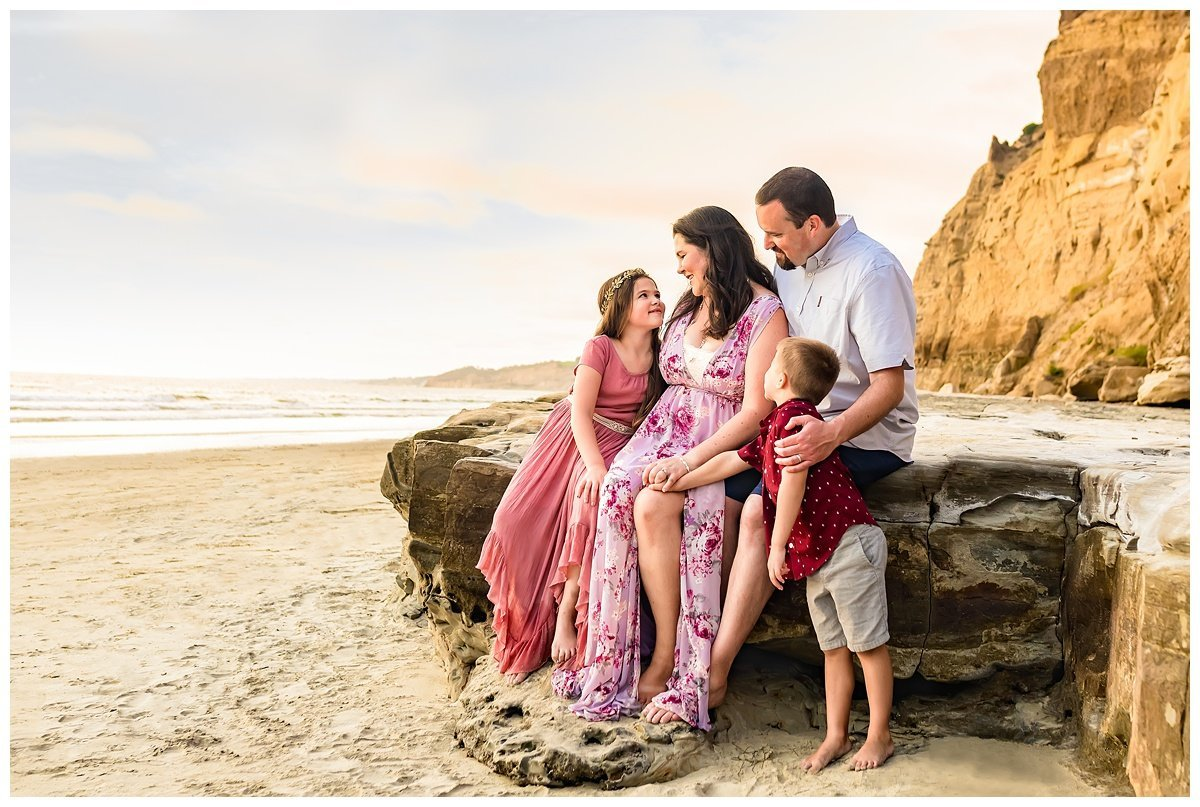 La Jolla Family Photographer