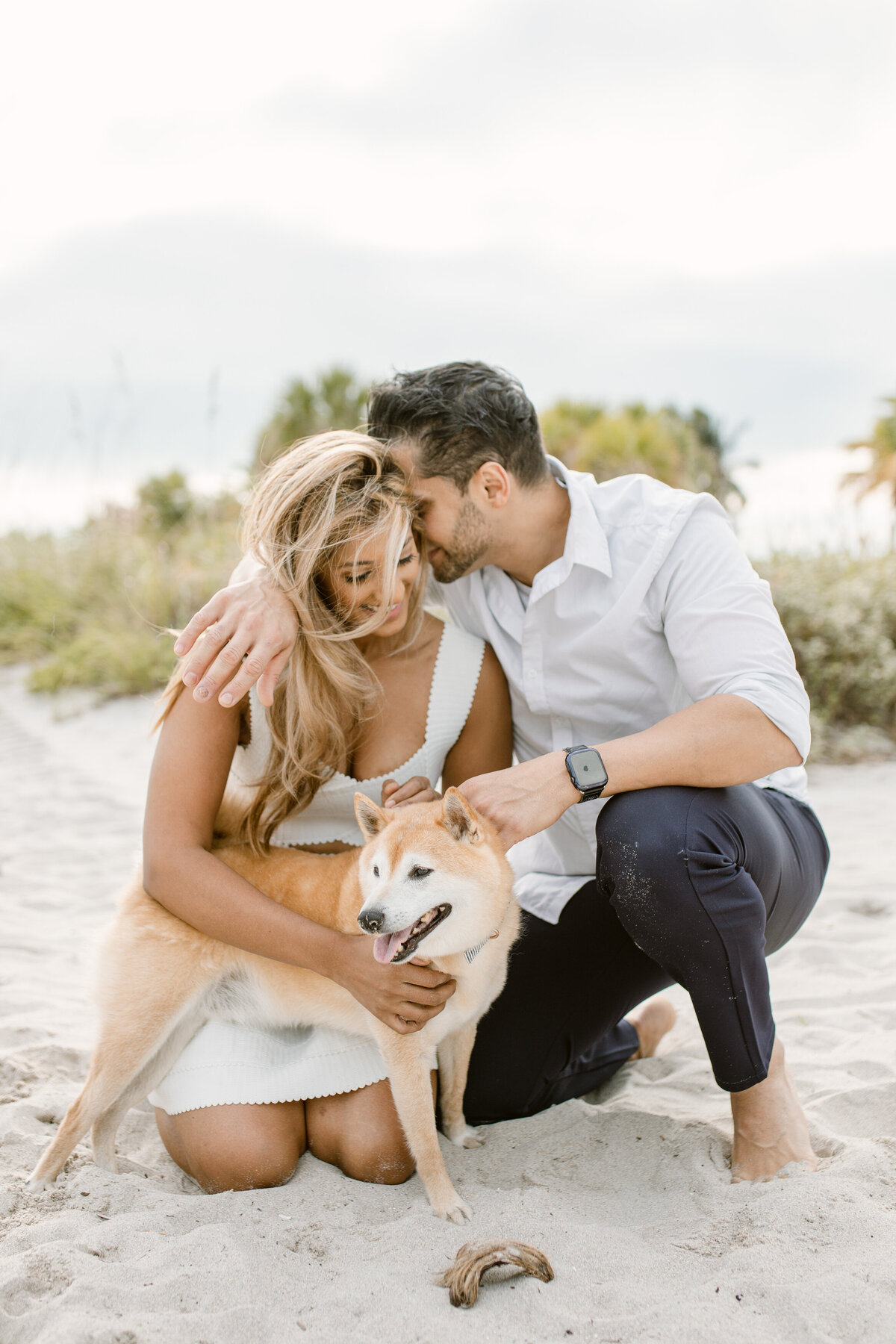 Crandon Beach Engagement Photography Session 15