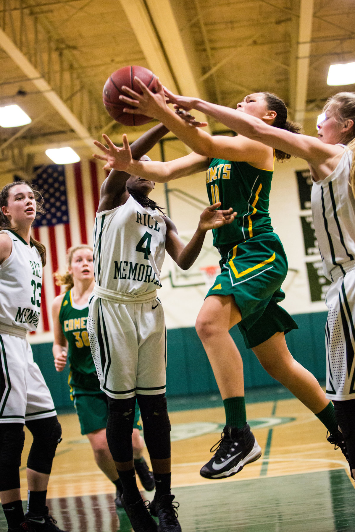 Hall-Potvin Photography Vermont Basketball Sports Photographer-11