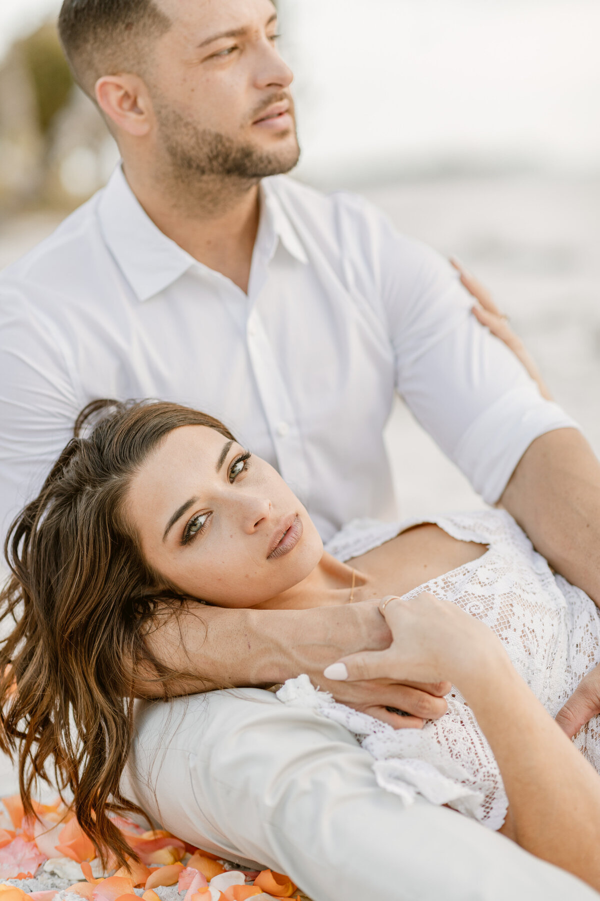 Beach Elopement in Saint Petersburg, Florida 21