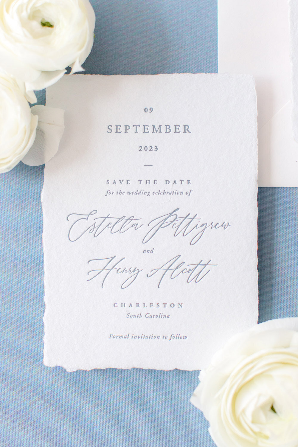 Custom Handmade Save the Dates | Nikisha King Design_50