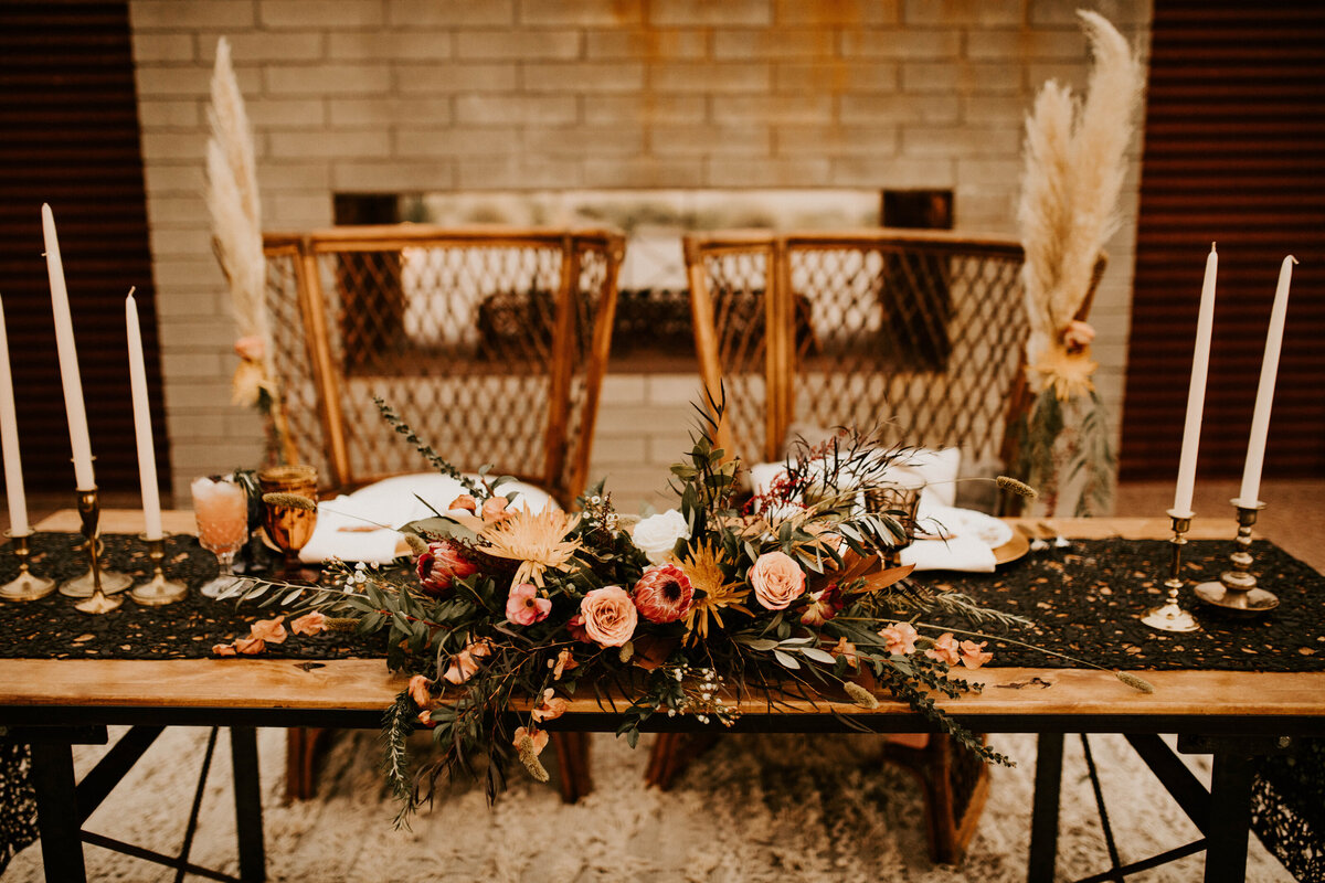 Earthen Real, Raw and Authentic Styled Wedding  Allison Slater Photography418