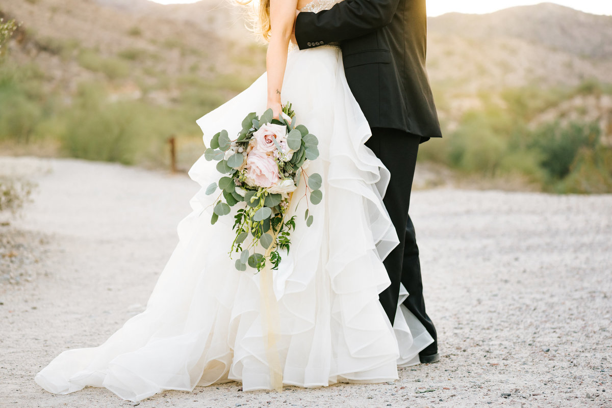 romantic arizona sunset wedding-20