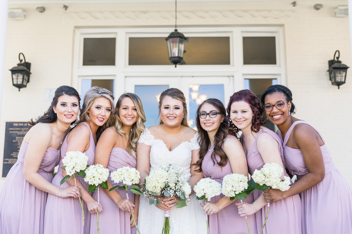 The Inn at Wise Wise Virginia Winter Wedding